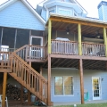 Covered Deck Athens Georgia