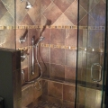 Tile shower Athens Georgia